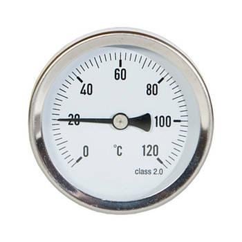 Термометр Danfoss FHD-T 0-60°С 088U0029