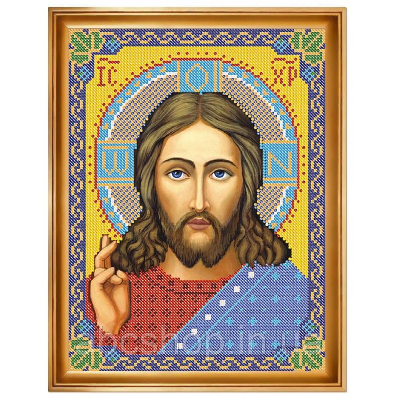 """Набор для вышивки иконы """"Христос Спаситель"""""""