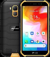"Защищенный смартфон Ulefone Armor X7, 2/16 Gb, Android 10, NFC, Подводная съёмка, 13 Mpx, Дисплей 5.0"""