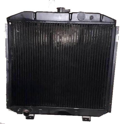 Радиатор Газ 66 мед 4 ряд пр-во Иран Радиатор
