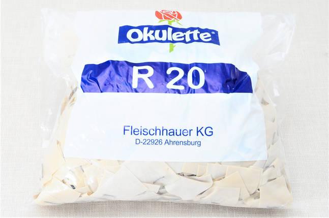 Латка Okulette R 20 / 24*32 мм, 1000шт, Окулетте для троянд, фото 2