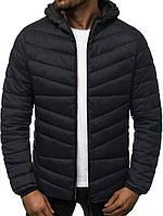 Куртка мужская с капюшоном весенне - осенняя (весна / осень)