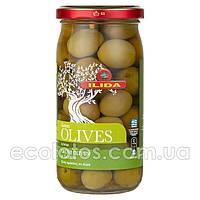 """Оливки зеленые """"ILIDA"""" 350 г"""