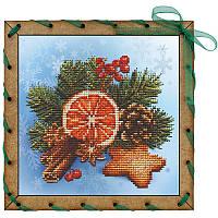 """Набор для вышивки на полимерной перфорированной основе Perfostitch """"Рождество"""", фото 1"""