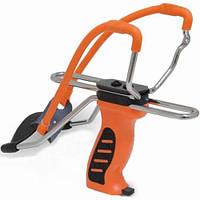 Рогатка Man Kung MK-SL06O с упором оранжевый (MK-SL06O), фото 1