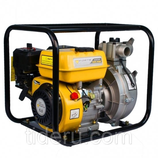 Мотопомпа Forte FP40HP для чистой воды