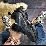 Кроссовки Nike M2K Tekno Найк М2К Текно кожа 🔥 Найк мужские кроссовки 🔥, фото 2
