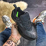 Кроссовки Nike M2K Tekno Найк М2К Текно кожа 🔥 Найк мужские кроссовки 🔥, фото 3