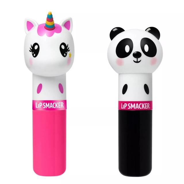 Lip Smacker Lippy Pals Panda and Unicorn Lip Balm