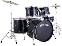 Барабанна установка MAXTONE MXC3005 (Black)