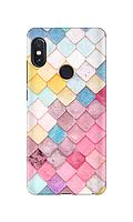Чехол «черепица» для Xiaomi Redmi Note 5 / Redmi Note 5 Pro Силиконовый