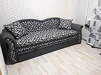 Диван кровать «vМарсель 2» спальное место 200х145 от производителя серый