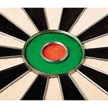Дартс мишень профессиональная из сизаля Blade5 Winmau Англия + 6 дротиков, фото 3