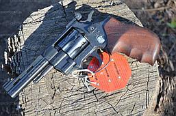 Револьвер под патрон флобер Weihrauch HW4 4 (Дерево)