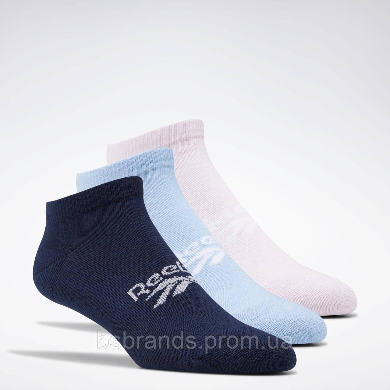 Спортивные носки Reebok Classics Foundation Low Cut, 3 пары FL9311 (2020/1)