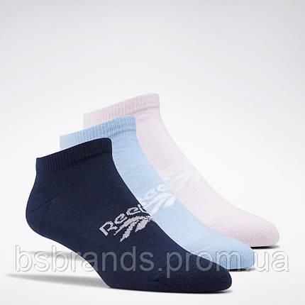 Спортивные носки Reebok Classics Foundation Low Cut, 3 пары FL9311 (2020/1), фото 2