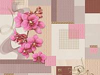 Шпалери вінілові супер мийка Бланка 5673-05 рожевий, фото 1