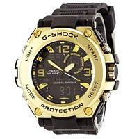 Часы Casio G-Shock GLG-1000 Black-Gold