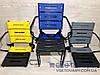Сидение на багажник для ребенка, с ремнями безопасности, разные цвета