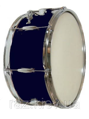 Малый барабан деревянный MAXTONE SDC603 Blue, фото 2