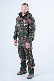 Камуфляжный костюм летний КМ-3 Тёмный Клен