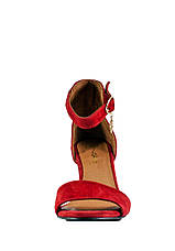 Босоножки женские летние Ilona СФ 604-IL-1В красные (36), фото 2