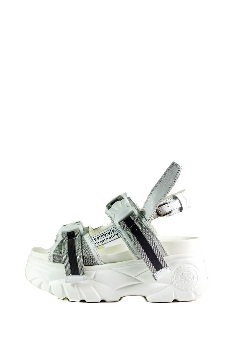 Сандалии женские Loris Bottega WG-2067 белые (36)