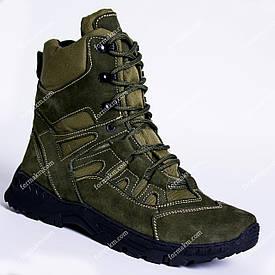 Тактические Ботинки Зимние Apache Gen.2 Olive