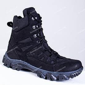 Тактические Ботинки Зимние Apache Black