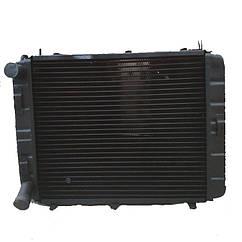 Радиатор охлаждения Москвич 2141 медный пр-во Иран Радиатор
