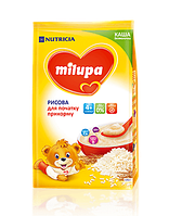 Milupa каша б/молока 170гр рисова від 4 міс.