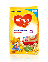 Milupa каша молочна 210гр мультизлакова з мелісою від 7 міс.