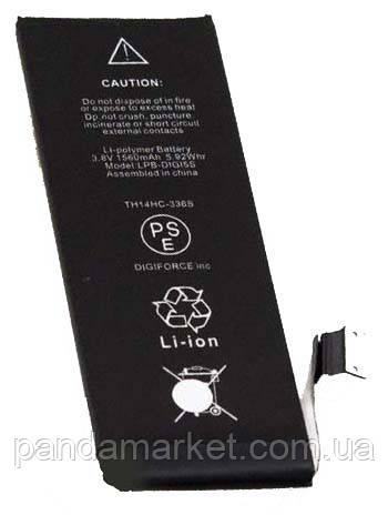 Аккумулятор для Apple iPhone 5S 1560mAh