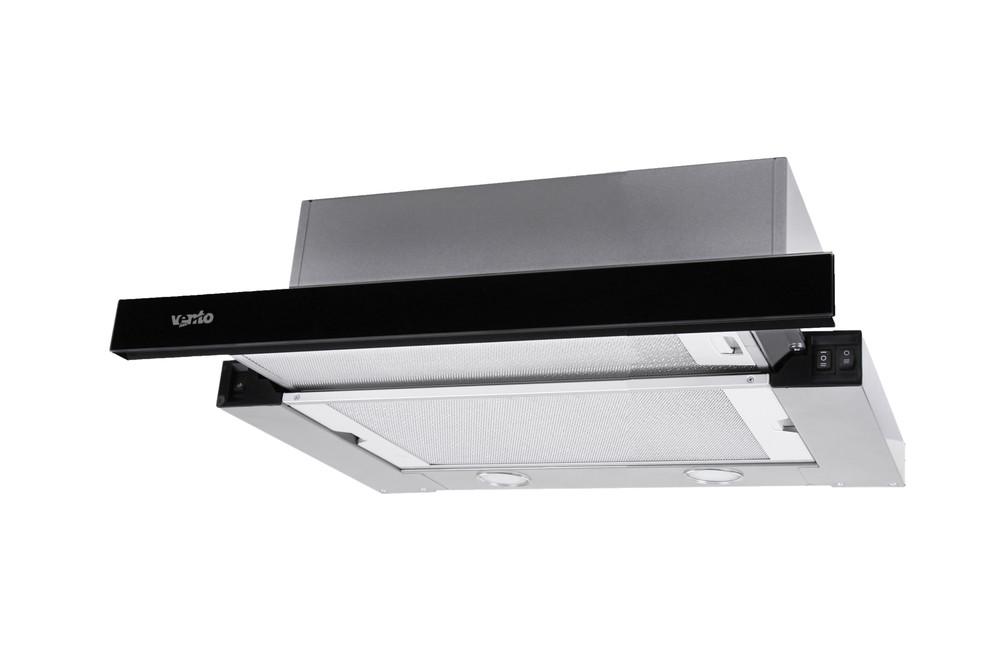 Вытяжка кухонная телескопическая VENTOLUX GARDA 50 XBG (750) SMD LED