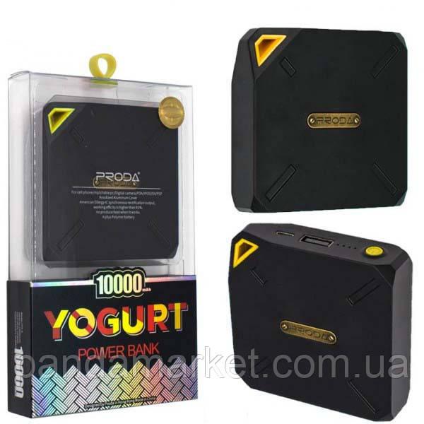 Внешние аккумуляторы (Power Bank) Remax Proda Yogurt 6K PPP-6 10000mAh Желтый