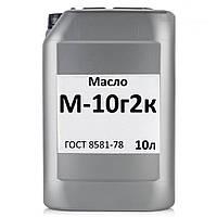 Масло моторное М-10Г2к канистра 10л.