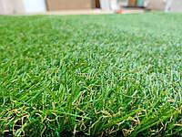 Декоративная трава искуственный газон Jakarta 30 мм