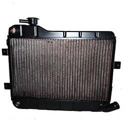 Радіатор охолодження ВАЗ 2103 мідний двох рядний пр-во Іран Радіатор