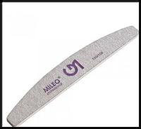 Пилка для ногтей Mileo 100/100