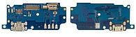 Разъем зарядки для Meizu M5S Charge (с платкой)