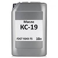 Масло компресорне КС-19 каністра 10л