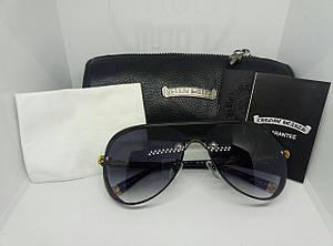 Солнцезащитные очки Chrome Hearts MS-TERAKER-BK