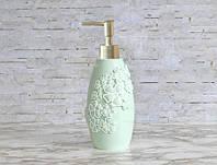 Дозатор для жидкого мыла Lisa ментоловая