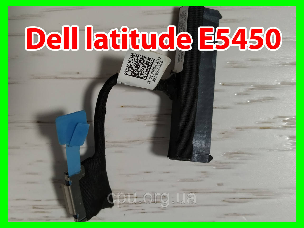 Dell Latitude E5450 hdd cable кабель шлейф hdd жесткого диска Sata Сата