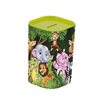 Контейнер детск. HEREVIN Money BOX Animals Green (161495-002)