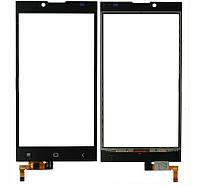 Тачскрин (сенсор) для Prestigio PSP 5506 Grace Q5 Dual SIM Черный