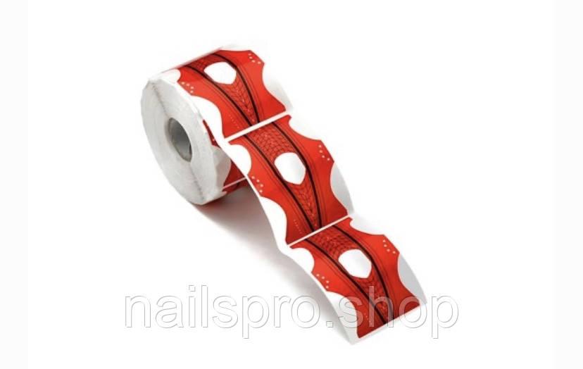Форми для нарощування нігтів стилет, двосторонні , 500 шт.