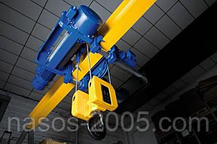 Виды и назначения подъёмно-транспортного оборудования. Таль. Кран-балка.