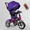 Велосипед BEST TRIKE 5890-81-540 фиолетовый