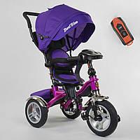 Велосипед BEST TRIKE 5890-81-540 фиолетовый, фото 1